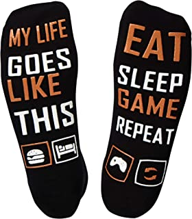 GAMER - Im Gaming Socks I Awesome Funny Gamer Gifts and Cool Stuff for Boys I Fun Socks for Novelty Gifts