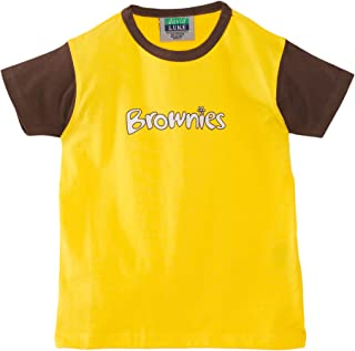Kids Brownie Pack 1 Official Long Sleeve T-Shirt and Leggings New All Sizes