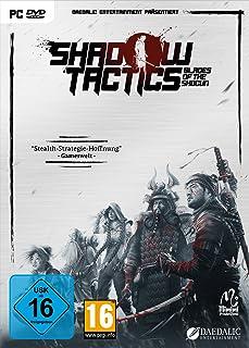 Shadow Tactics: Blades of the Shogun [Importación Alemana]