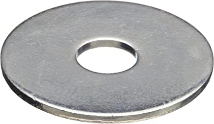 Pack of 5 Made in US 0.5 OD 18-8 Stainless Steel Flat Washer 0.266 ID 0.078 Nominal Thickness 5//8 Hole Size 5//8 Hole Size 0.266 ID 0.5 OD 0.078 Nominal Thickness Accurate Manufacturing Z9164