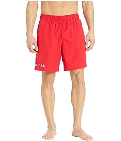 Speedo 19 Guard Volley Shorts (Speedo Red) Men