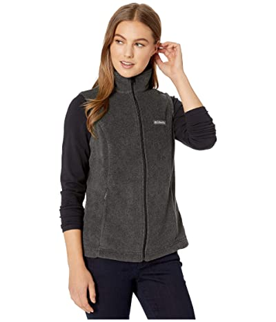 Columbia Benton Springstm Vest (Charcoal) Women