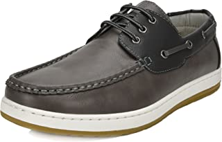 Bruno Marc Mens Pitts Loafers Moccasins Boat Shoes