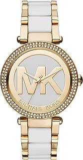 Women's Parker Gold-Tone Watch MK6313