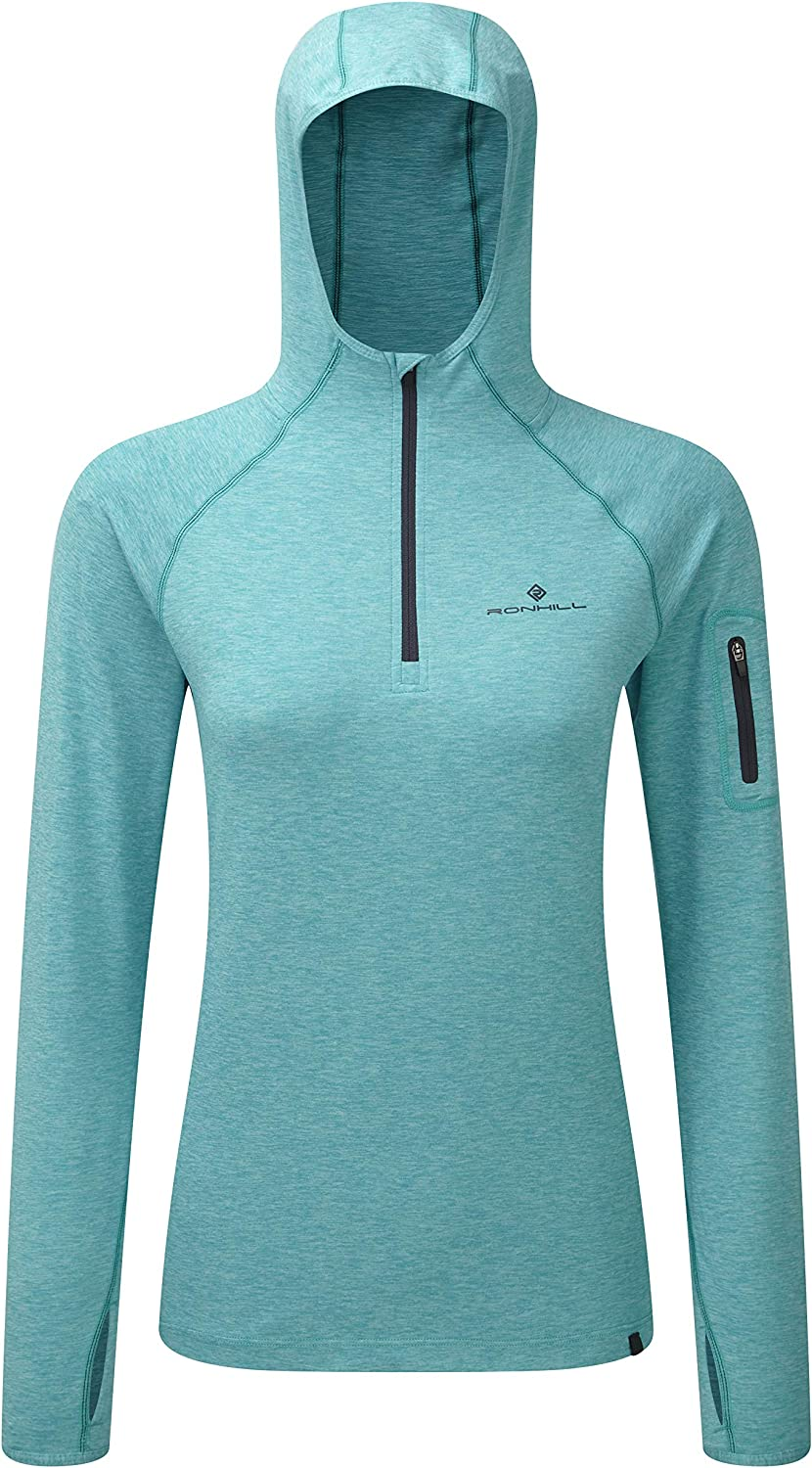 Ronhill Women's excellence Momentum Bombing new work Hoodie Workout