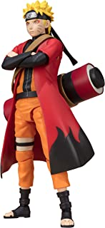 Tamashii Nations Bandai S.H. Figuarts Naruto Uzumaki Sage Mode (Advanced Mode) Naruto: Shippuden Action Figure