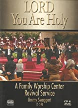Lord You are Holy, A Family Worship Center Revival Service (DVD & CD)