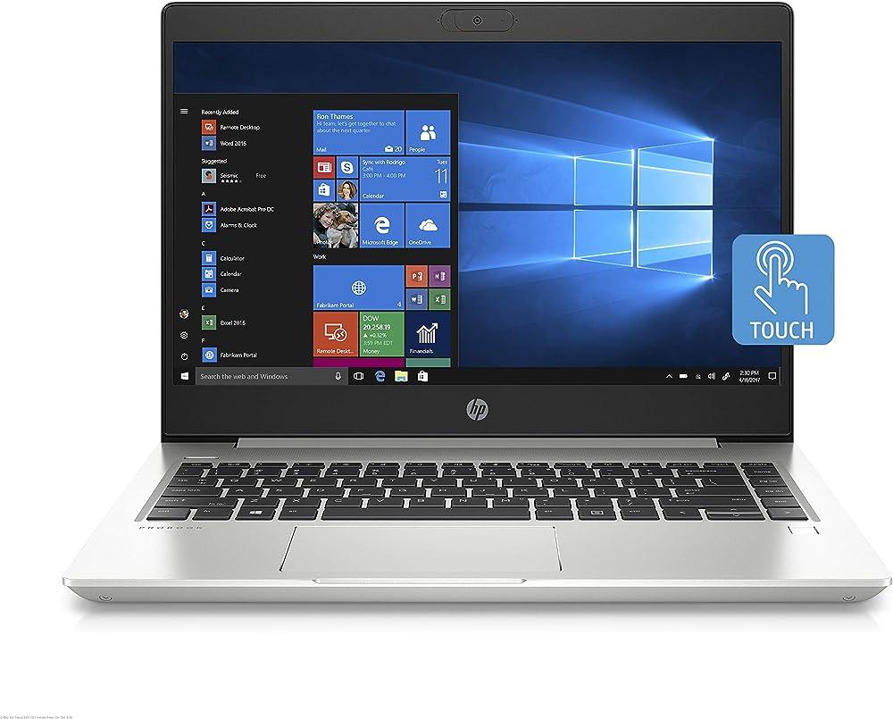 Hp - pc probook 440 g7 notebook, intel core i5 ram 8 gb, ssd 512 gb, nvidia geforce