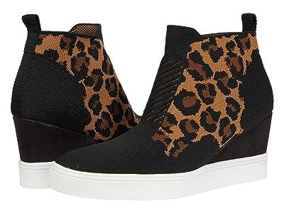 MIA Kameryn (Black Leopard) Women