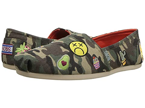 Bobs - Plush Perfect Patch BOBS from SKECHERS W0frFA