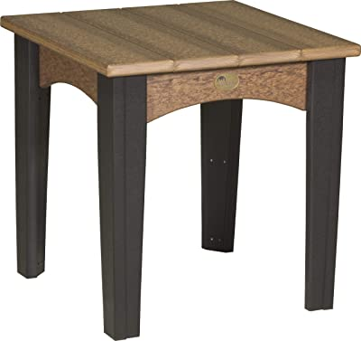 Amazon.com: Highwood Pocono Deep Asientos side-table: Jardín ...