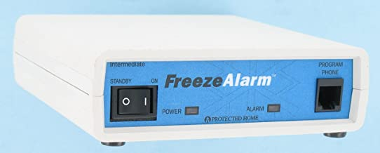 Control Products Intermediate FreezeAlarm Custom Temperature and Power Outage Alarm FA-I-CCA with voice message to up to 3 phone numbers / Quick Status Check