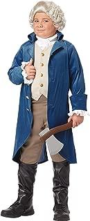 California Costumes George Washington/Thomas Jefferson Child Costume, X-Large