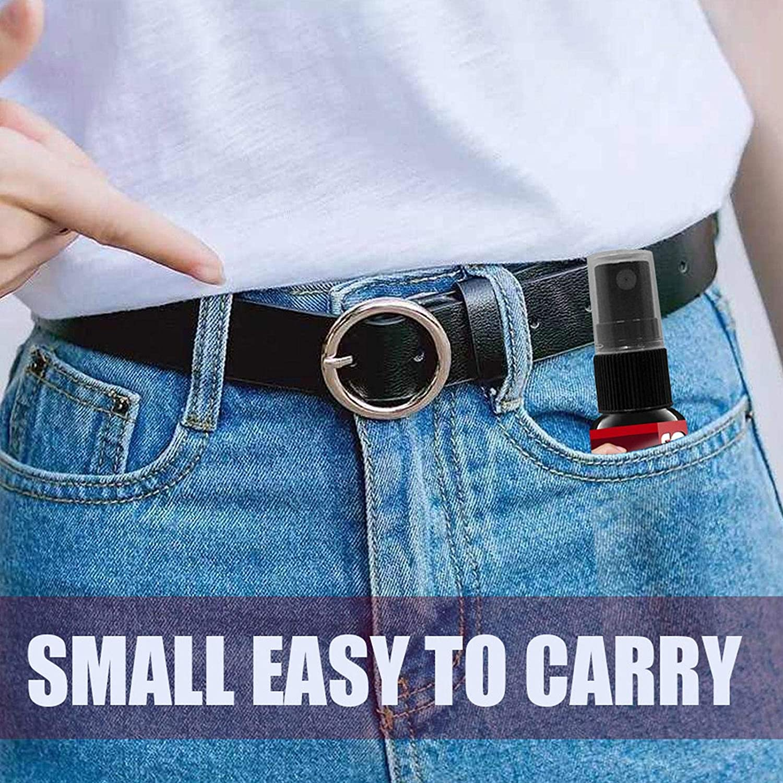 Ardorman Pepper Spray Portable Powerful Self-defense Safety Deterrent Emergency Multi Function Spray