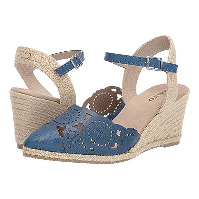Rialto Coya (Blue Burnished Smooth) Women