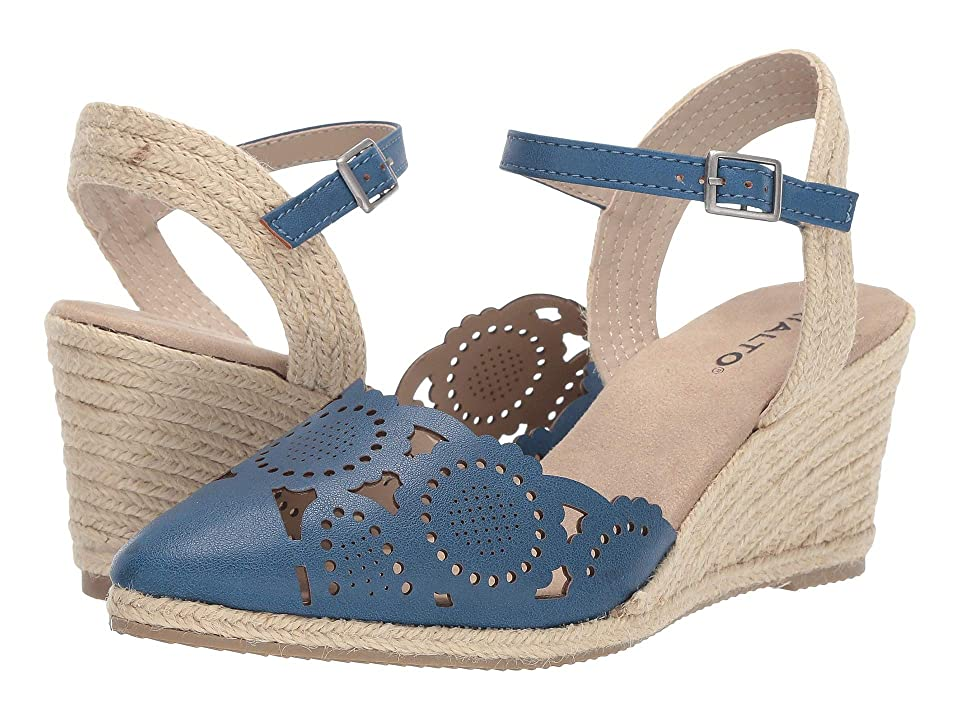 Rialto Coya (Blue Burnished Smooth) Women