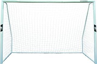 Ocean 5 Stort målvaktsmål – XXL fotbollsmål för trädgården – professionella målposter för barn, tonåringar och vuxna – ext...