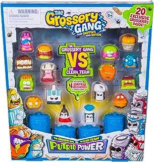 The Grossery Gang S3 Mega Pack