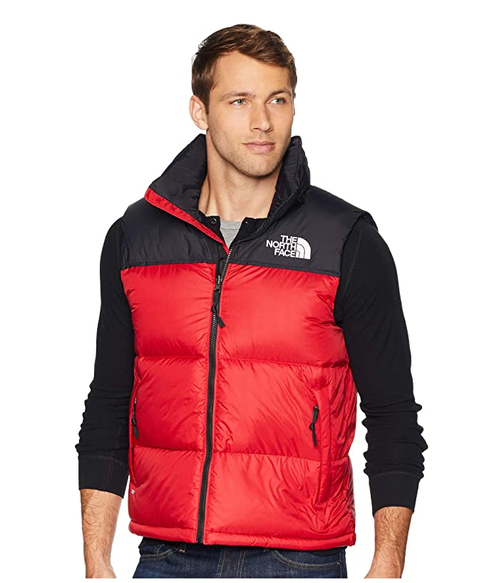 The North Face  1996 Retro Nuptse Vest (TNF Red) Mens Vest