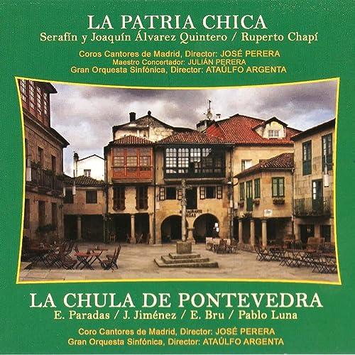 La Chula de Pontevedra:
