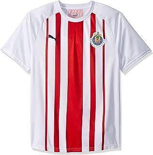 PUMA Liga MX Mens Chivas Fan TEE