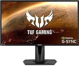 """ASUS TUF Gaming VG27AQ 27"""" G-SYNC Gaming Monitor 155Hz 1440p 1ms IPS Eye Care DP HDM"""