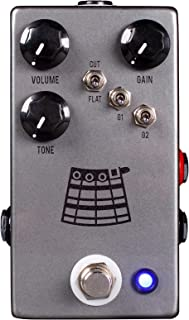 JHS The Kilt V2 Overdrive and Fuzz Guitar Effects Pedal