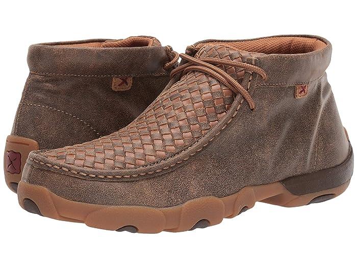 Twisted X  MDM0033 (Bomber/Tan) Mens Boots