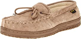 Cloth Lined Moccasin