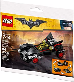 LEGO The Batman Película El Mini Ultimate Batmobile