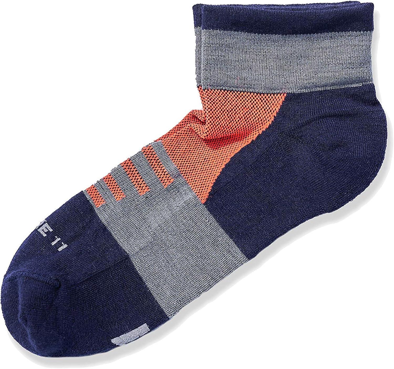 Kane 11 Laguna | Merino Wool Ankle Running Socks For Men - Compression Style