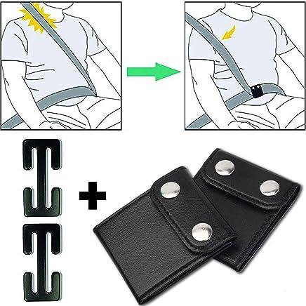 Auto Gurtstopper Gurtclip Sicherheitsgurt-Clip Universal Autogurt Versteller
