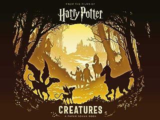 Harry Potter: Creatures: A Paper-Cut Book