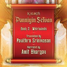 Ponniyin Selvan, Book 2: Whirlwinds