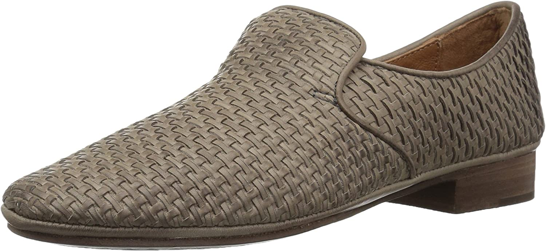 FRYE Woherren Ashley Ashley Woven Slip Loafer Flat, grau, 8 M US  Bestellen Sie jetzt mit großem Rabatt und kostenlosem Versand