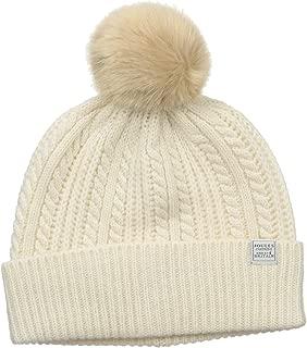 Women's Bobble Hat Knitted Beanie