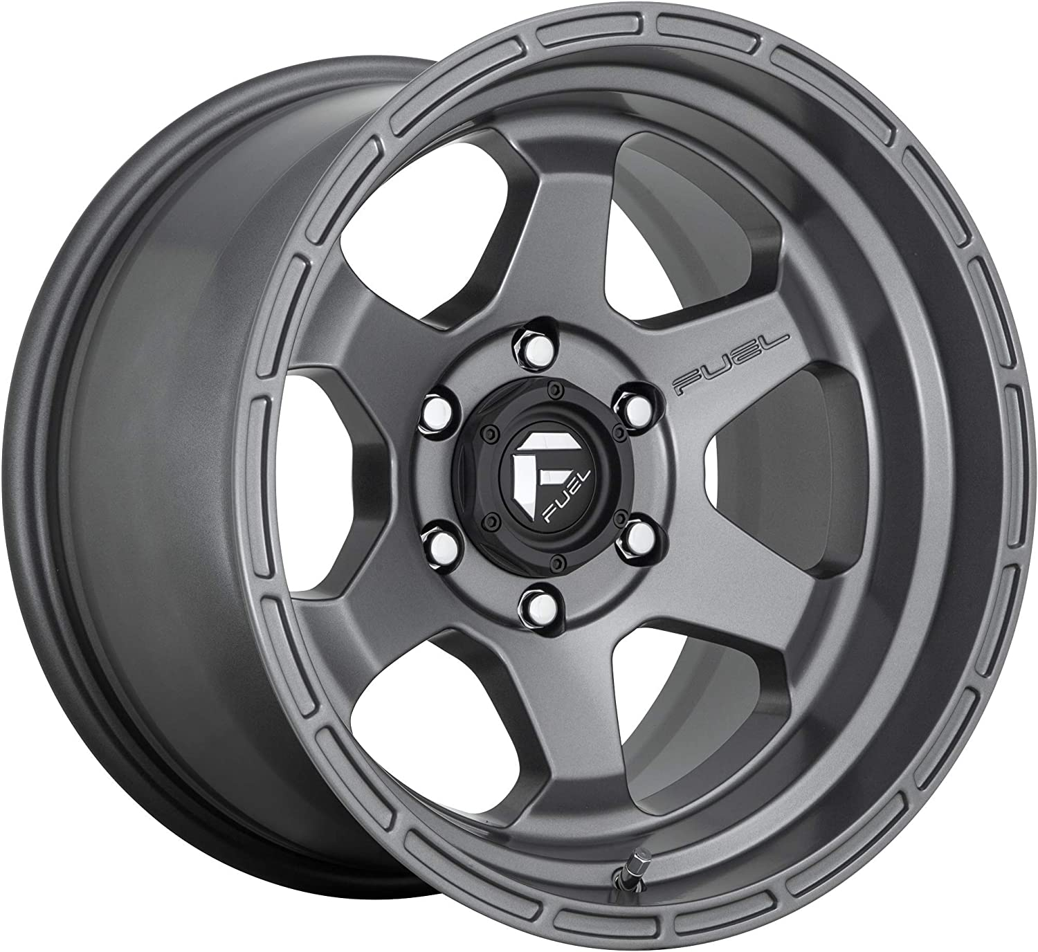 Outstanding Deal on Wheels D665 18X9 6X135 Wheel Challenge the lowest price of Japan ☆ MT-GNMTL AFTERMARKET -12MM