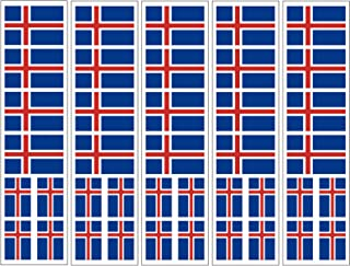 40 Tattoos: Iceland Flag, Icelandic Party Favors