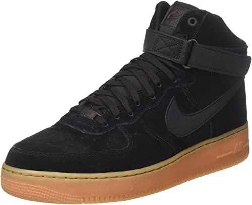 Nike Air Force 1 High '07 Lv8 Suede, Chaussures de Fitness Homme ...