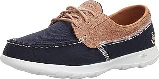 Skechers Women's Go Walk Lite-15430 Wide Boat Shoe