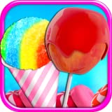 Candy Apples & Snow Cones - Carnival Food Maker