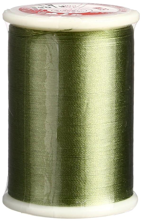Superior Threads 13601-081 50 WT Tire Filament Silk Thread, Green, 109 yd