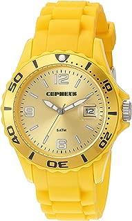 CEPHEUS Women's CP603-090C Analog-Quartz Watch