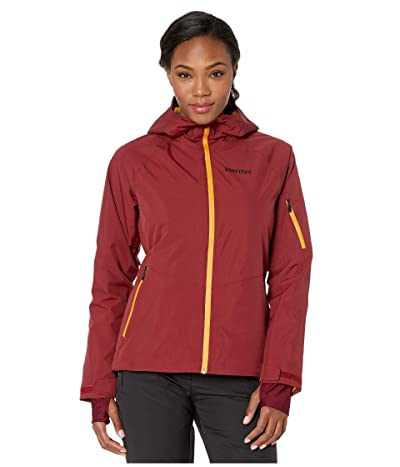 Marmot Refuge Jacket (Claret) Women