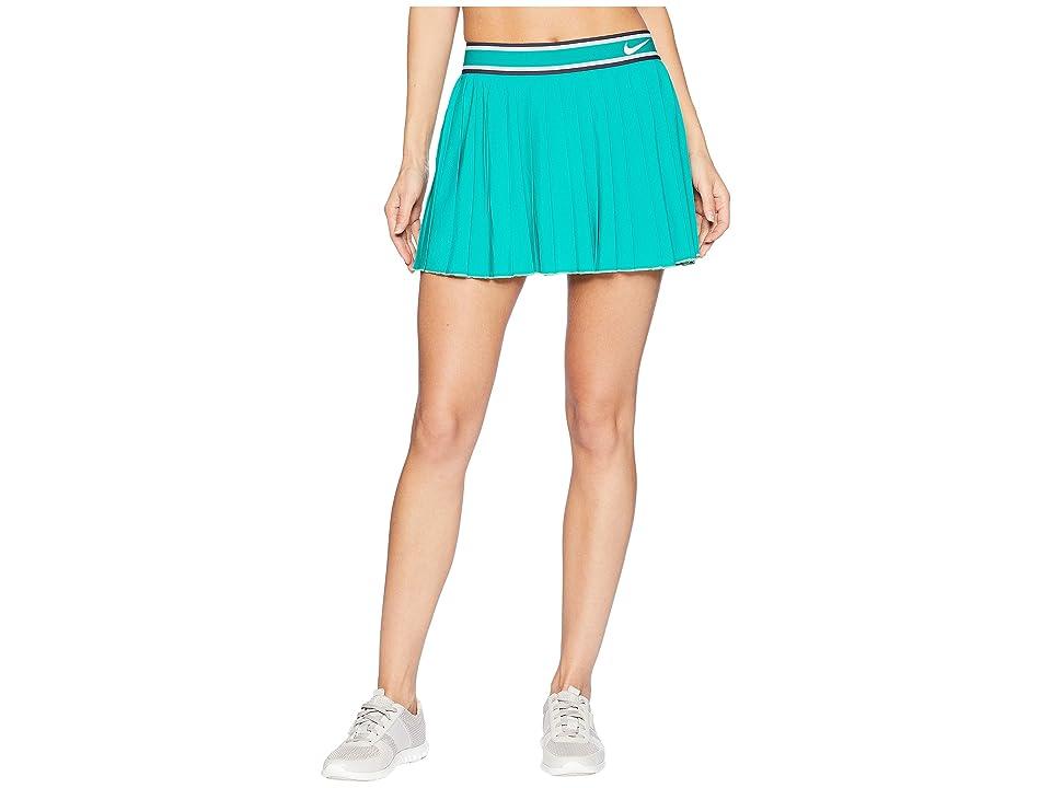 Nike Nike Court Victory Skirt (Neptune Green/Guava Ice) Women