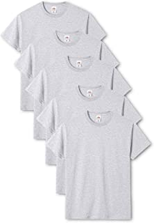 Fruit of the Loom Men's Original T. T-Shirt (Pack of 5)