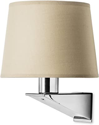 LEDs C4 05-2755-81-21 applique gloss 1xe27 max 60w Nickel Satiné
