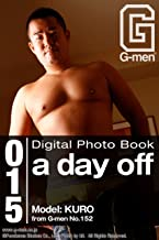 a day off: KURO G-men Digital Photo Book vol.015