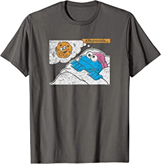 Cookie Monster Meanwhile T Shirt T-Shirt