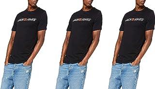 JACK & JONES Jjecorp Logo Tee SS Crew Neck Noos T-Shirt Uomo